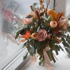 Магазин цветов VETKA-KVETKA Букет 107