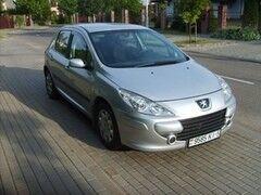 Прокат авто Прокат авто Peugeot 307 2007 г.в.