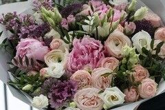 Магазин цветов Cvetok.by Букет «Нежность пиона»