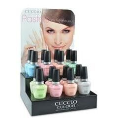Декоративная косметика Cuccio Лак для ногтей Pastel