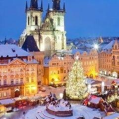 Туристическое агентство Интурсервис Автобусный экскурсионный тур «Рождественская Чехия»