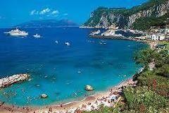 Горящий тур Отдых и Туризм Летний вечер в Сорренто  Экскурсии+ побережье Италии.