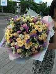 Магазин цветов Cvetok.by Букет «Нежные чувства»