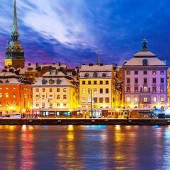 Туристическое агентство Слетать.ру Минск Комбинированный тур «Аморелла. Новогодний круиз по Балтийскому морю»