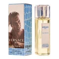 Парфюмерия Versace Мини туалетная вода Man Eau Fraiche, 50 мл