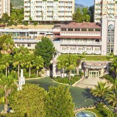 Туристическое агентство География Пляжный авиатур в Турцию, Аланья, Club Paradiso 5*