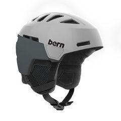 Сноубординг Bern Шлем Heist MB Satin Grey Hatstyle w/Black Liner