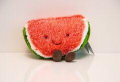 Подарок Jelly Cat Игрушка мягкая «Watermelon»