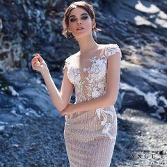 Свадебный салон Ange Etoiles Платье свадебное Ali Damore Diel