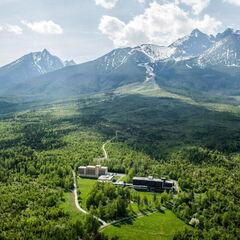 Туристическое агентство Боншанс Горнолыжный тур в Словакию, Высокие Татры, Hutnik I 3*