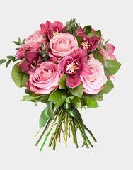Магазин цветов Florita (Флорита) Букет «Розовая орхивия»