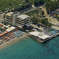 Туристическое агентство Боншанс Пляжный авиатур в Албанию, Влёра, Hotel Paradise Beach 4*