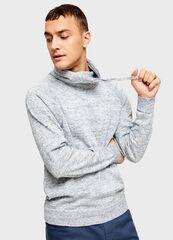 Кофта, рубашка, футболка мужская O'stin Джемпер с высоким воротником MK4U13-92