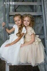 Вечернее платье Ange Etoiles Детское платье Kids Michel