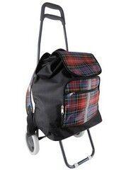 Магазин сумок Galanteya Хозяйственный рюкзак на тележке 1610
