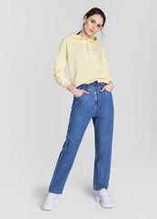 Кофта, блузка, футболка женская O'stin Толстовка с капюшоном LT1W61-30