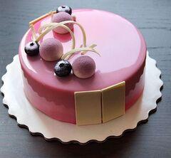 Торт DOLCE Муссовый торт «Кролицка Принимает»