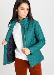 Верхняя одежда женская O'stin Приталенная женская куртка с воротником-стойкой LJ6V5G-47