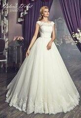 Свадебный салон Galerie d'Art Свадебное платье «Vostorg» из коллекции BESTSELLERS