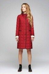 Верхняя одежда женская Elema Пальто женское плащевое утепленное Т-5142