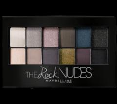 Декоративная косметика MAYBELLINE Тени для век  The rock nudes