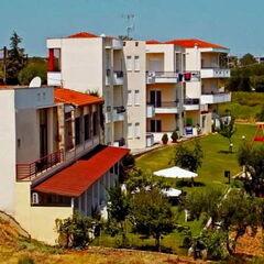 Туристическое агентство EcoTravel Пляжный авиатур в Грецию, Халкидики, Adonis Hotel Kriopigi 2*