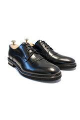 Обувь мужская HISTORIA Туфли мужские, дерби с бахромой