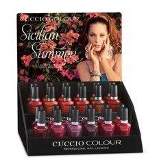 Декоративная косметика Cuccio Лак для ногтей Sicilian Summer