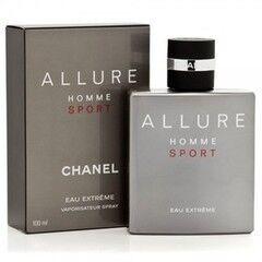 Парфюмерия Chanel Туалетная вода Allure Homme Sport Eau Extreme, 100 мл