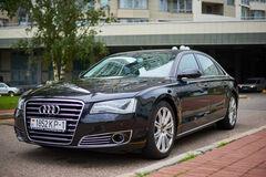 Прокат авто Прокат авто Audi А8 (2013)