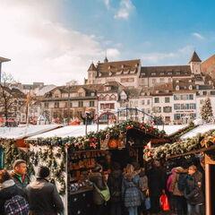 Туристическое агентство Внешинтурист Автобусный рождественский тур SW2 «Рождество в Швейцарии» (без ночных переездов)