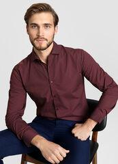 Кофта, рубашка, футболка мужская O'stin Рубашка мужская с микропринтом MS4W11-R9