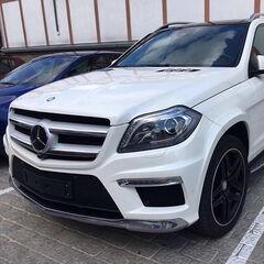 Прокат авто Прокат авто Mercedes-Benz GL 2015 г. белый
