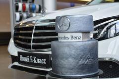 Торт DOLCE Корпоративный торт «Mercedes-Benz»