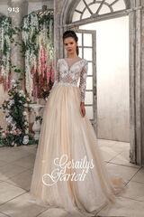 Свадебный салон Garteli Свадебное платье 913