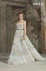 Свадебный салон Rara Avis Свадебное платье Floral Paradise 2018 Malina V