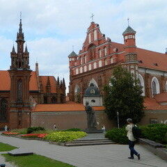 Туристическое агентство Велл Автобусный экскурсионный тур в Литву для школьников «Вильнюс – Тракай»
