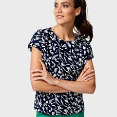 Кофта, блузка, футболка женская O'stin Блузка женская из крепа LS4U82-68