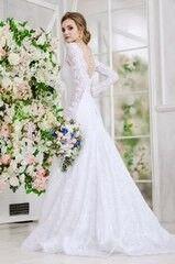 Свадебное платье напрокат ALIZA Свадебное платье «Mishel» Diva Vivien