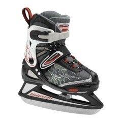 Коньки Bladerunner Детские ледовые коньки  Phaser Ice black/red