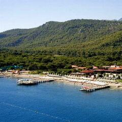 Туристическое агентство EcoTravel Пляжный авиатур в Турцию, Кемер, Crystal Flora Beach Resort 5*