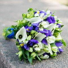 Магазин цветов Lia Свадебный букет №35