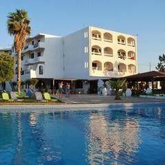 Туристическое агентство VIP TOURS Пляжный авиатур в Грецию, Крит, Oceanis Hotel 3*