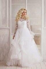 Свадебный салон ALIZA Свадебное платье «Mirella» Soffito