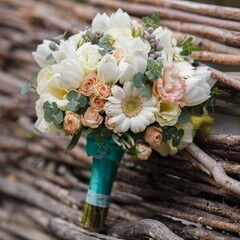 Магазин цветов Lia Свадебный букет №41