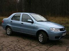 Прокат авто Авто эконом-класса Fiat Albea 2009 год