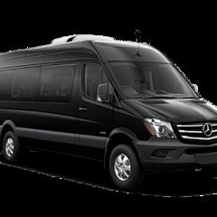 Прокат авто Аренда микроавтобуса Mercedes-Benz Sprinter 2013 серый