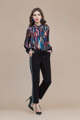 Кофта, блузка, футболка женская Elema Блузка женская 2К-8036-1