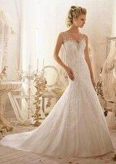 Свадебное платье напрокат Mori Lee Свадебное платье 2615
