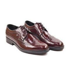 Обувь мужская HISTORIA Туфли дерби броги бордо Sh.Bо.71798